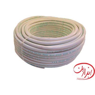 شیلنگ گاز رنگی پارس نوین سایز 9(3/8 اینچ)