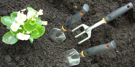 خرید ابزار باغبانی