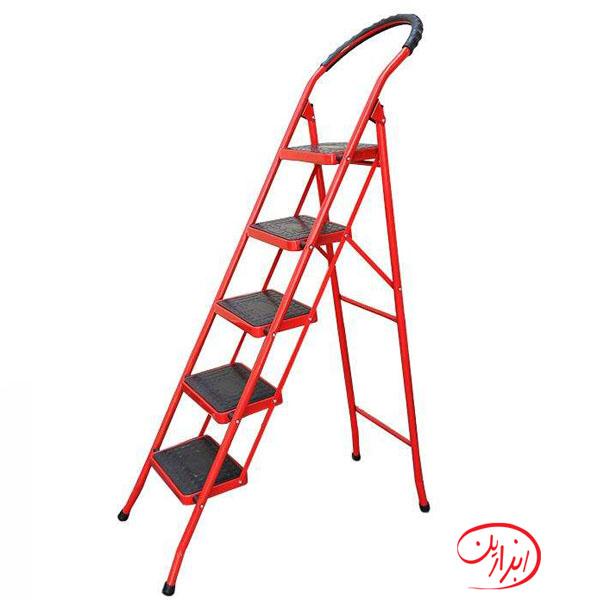 نردبان خانگی چند پله ایران یاس