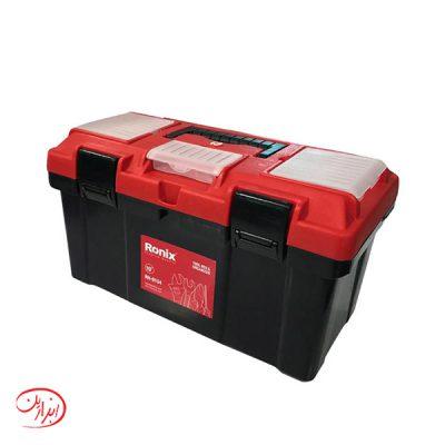 جعبه ابزار پلاستیکی 19 اینچ رونیکس مدل 9154 - RH