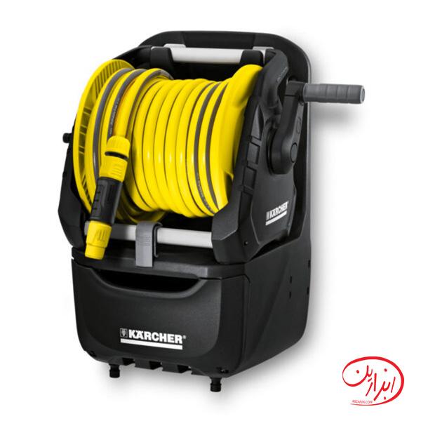 شیلنگ جمع کن کارچر (کرشر) مدل HR 7.315 Premium به همراه شلنگ 5/8 اینچ 15 متری