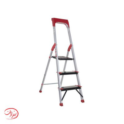 نردبان پله ای آلوم پارس پله مدل کلاسیک