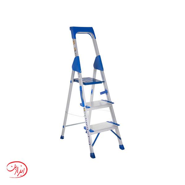 نردبان پله ای آلوم پارس پله مدل هایلوکس